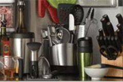 a range of oxo utensils