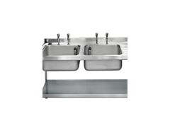 industrial kitchen sink
