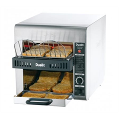 Dualit 2 Slice Energy Saving Conveyor Toaster DCT2T