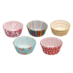 Assorted Cup Cake Cases