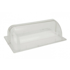 Polycarbonate Roll Top Lid