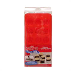 silicone chocolate round mould