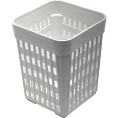 Square Cutlery Container