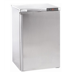 Undercounter Freezer 137Ltr Stainless Steel