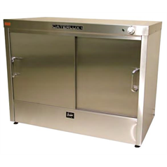 Orion 2 Hotcupboard Plain Top, 850h x 600d x 760l