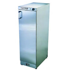 Jupiter Hotcupboard Plain Top, 1250h x 600d x 380l