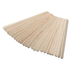 wooden lolly sticks 15cm