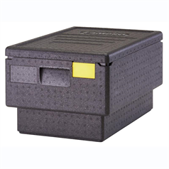 Cam GoBoxes Insulated Carrier - Top Loader 43L - Stackable Model