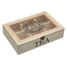 Le Xpress Wooden Tea Chest