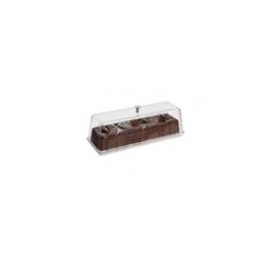 Rectangular Cake Display Box with Lid 87 x 312 x 115 (mm)