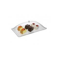 Cake Display Box with Dome Lid 155 H x 535 L x 330 W (mm)
