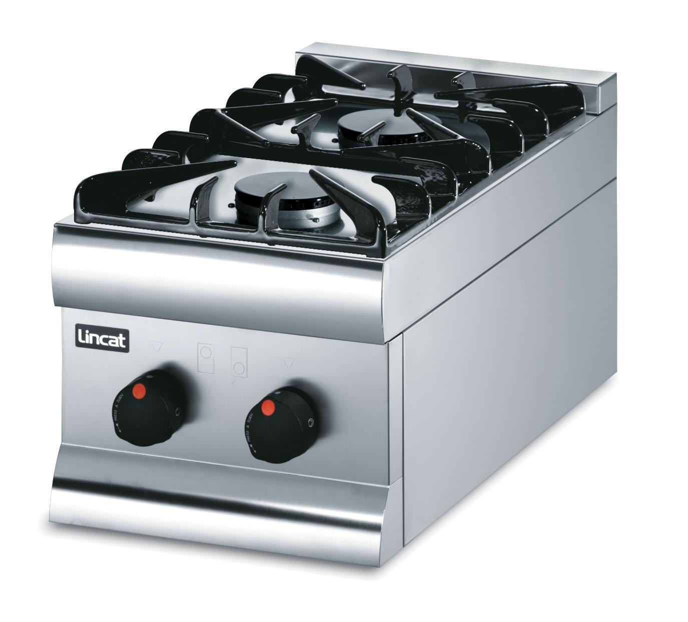 Lincat Silverlink 600 - 2 gas burner - Dentons