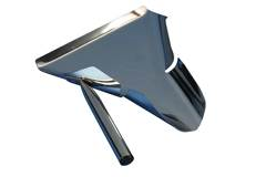 a chip shovel