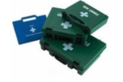 first aid boxes
