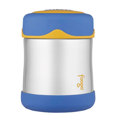 Foogo Flask - 290ml Blue Food Flask