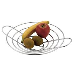 wire flat fruit basket