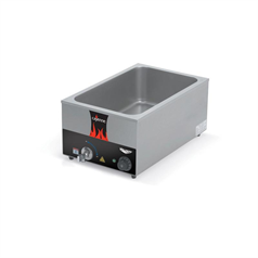 vollrath warmer with drain