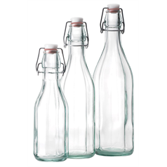 Glass Roma Bottle, 250ml
