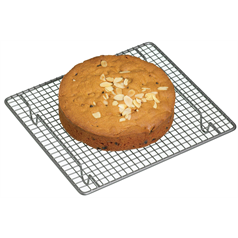 non-stick coated heavy duty cake cooling tray 23cm x 26cm