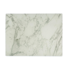 marble rectangular glass worktop protector