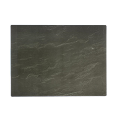 slate rectangular glass worktop protector