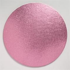 "12"" Round Cake Board - Light Pink"