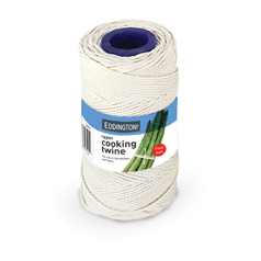 eddingtons rayon cooking twine, approx 130m
