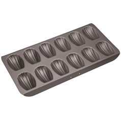 Non-Stick 12 Hole Madeleine Pan