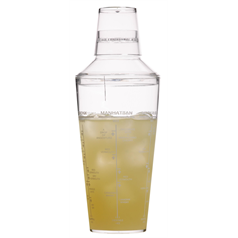 Acrylic Cocktail Shaker 700ml