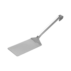 Flan Server, Stainless Steel