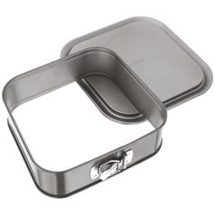 Springform Square Cake Tin 23 x 23 x 6.5cm