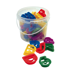 Cookie Cutter Letters and Numbers