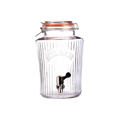 Kilner Vintage Drinks Dispenser,  5 litre