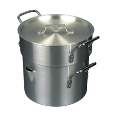 double boiler heavy weight capacity: 4.5Ltr