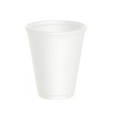 Expanded Polystyrene Foam Cup 7oz (20cl)