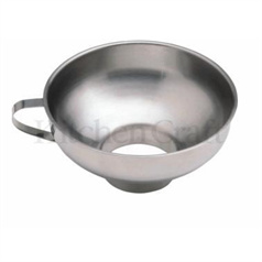 Stainless Steel Jam Funnel