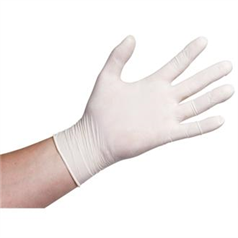 Latex Disposable Gloves Small