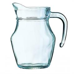 Arc Glass Jug - 0.5l