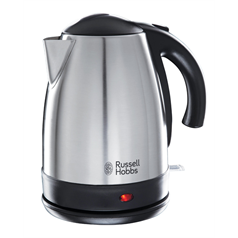 Russell Hobbs MM Cambridge Brushed Stainless Steel 1.7ltr
