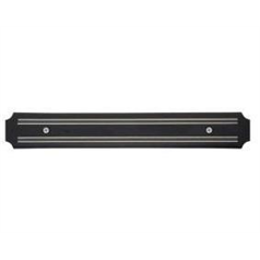 "Magnetic Knife Rack 13"" Black"