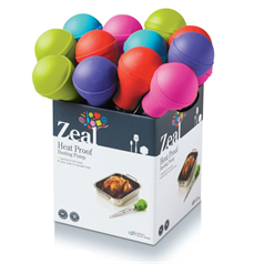 Zeal Silicone Basting Pump