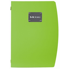 Rio Menu Holder, Green