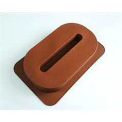 Large No. 0 Silicone Cake Mould