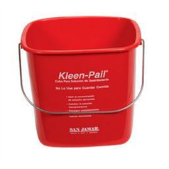 Red Kleen Pail - 9.46L