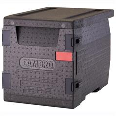 Cam GoBoxes Insulated Carrier - Front Loader 60L