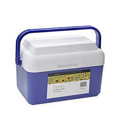 INSULATED COOLBOX - 8 LITRES