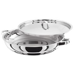 Stainless Steel Paella Pan 36cm