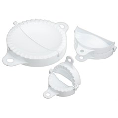 Set of 3 Pasty Moulds