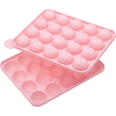 silicone cake pop mould 20 hole