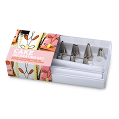 cake decorating box set